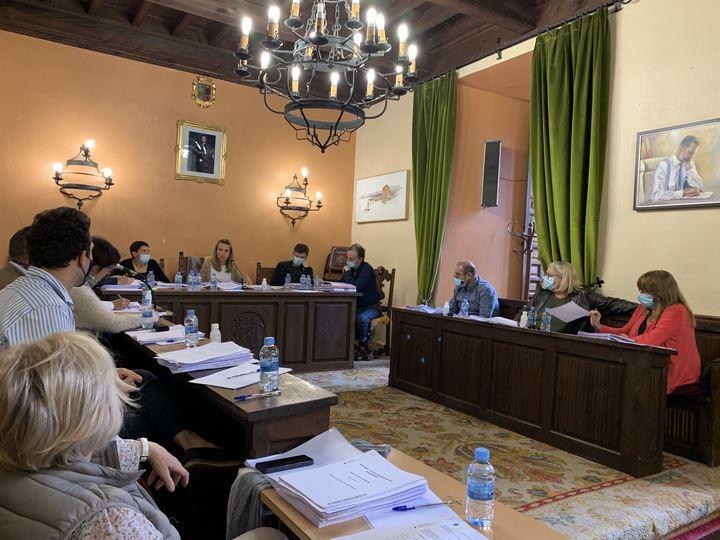 Sigüenza modifica su Presupuesto para ampliar las ayudas directas a sus PYMES y autónomos