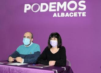 Podemos Albacete ayuda a más de medio centenar de solicitantes del Ingreso Mínimo Vital y otras ayudas sociales