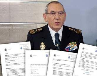 Un informe de la Policía Nacional del ¡24 de enero! ya advertía del peligro del coronavirus