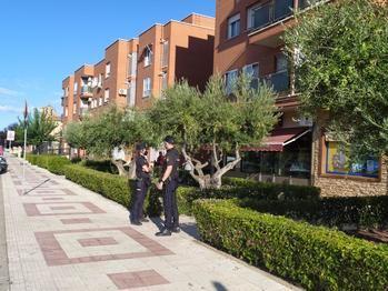 La Policía Nacional de Guadalajara detiene a un varón cuando se disponía a robar en un establecimiento de alimentación