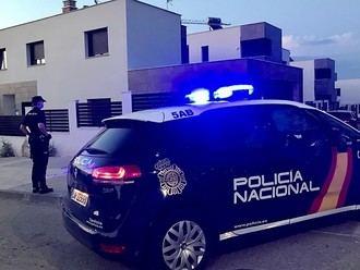 La Policía Nacional detiene a dos personas en Guadalajara por