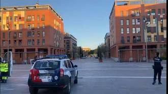 La Policía Local de Azuqueca inicia mañana el reparto de mascarillas en la Estación de Renfe