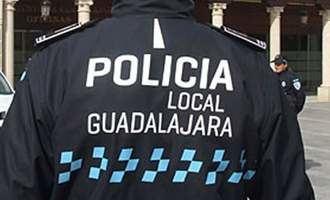 La Policía Local de Guadalajara impone 67 denuncias en la última semana, 17 por incumplimiento del horario nocturno