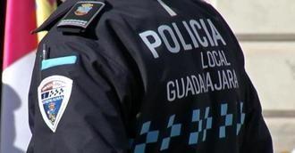 Detienen en Guadalajara a un joven de 21 años en un establecimiento público de la calle Toledo al agredir a los policías que procedían a identificarlo
