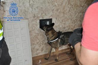 La Policía Nacional desarticula un importante grupo criminal que distribuía cocaína de gran pureza en Puertollano