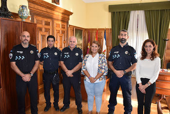 Se retoma el proceso para cubrir siete plazas más de Policía Local en Talavera de la Reina