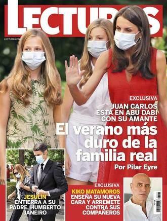 LECTURAS Marta López Álamo muestra el desánimo de Kiko Matamoros tras dos semanas en el hospital