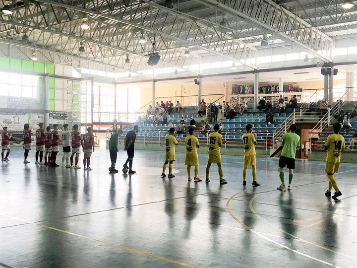 FS Pozo de Guadalajara se despide del ascenso a Preferente tras caer ante Atlético Bargas (5-2)