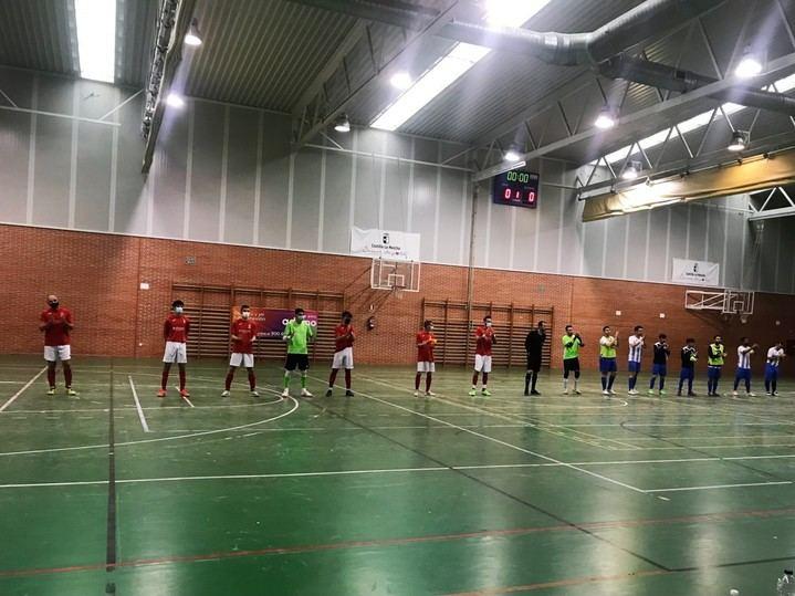 Dura derrota de FS Pozo de Guadalajara ante el líder, CF Talavera