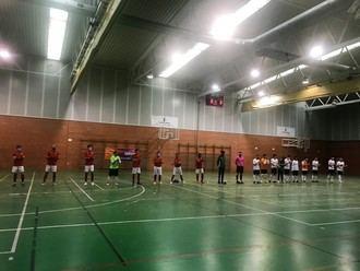 Alternativas y empate final para FS Pozo de Guadalajara ante Finetwork FS Illescas (2-2)