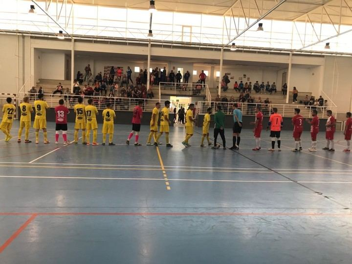 Crónicas equipos FS Pozo de Guadalajara fin de semana 27-28 de octubre de 2019
