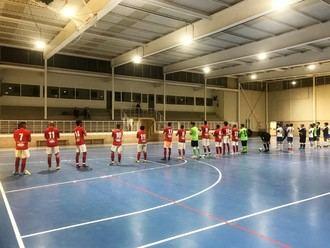 El FS Pozo de Guadalajara levanta un 0-3 para superar a FS Carpio (6-3)