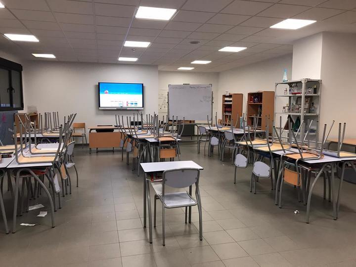 """El Partido Popular de Yebes denuncia que la situación que sufren los alumnos del colegio público """"es insostenible"""""""
