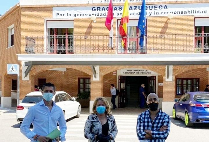 """Hormaechea: """"El Gobierno de Blanco cierra un año de despropósitos e improvisaciones que llevan a Azuqueca a la deriva"""""""