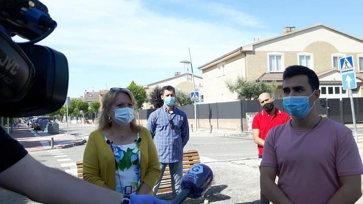 El PP de Azuqueca apoya a los vecinos de Vallehermoso que se movilizan para reclamar daños patrimoniales al Ayuntamiento por las inundaciones