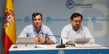 """El PP de Cabanillas del Campo se opone a unos Presupuestos municipales """"que se apoyan en una subida generalizada de impuestos"""""""