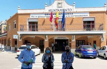"""Acusan al alcalde de Azuqueca y a su equipo de ir dando """"bandazos"""", y consideran que la falta de transparencia dificulta el control de la pandemia del coronavirus"""