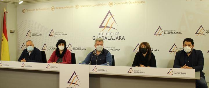 """El PP tacha los presupuestos de Vega en la Diputacion de Guadalajara """"de conformistas, de falta de ambición y abandono a los municipios"""""""