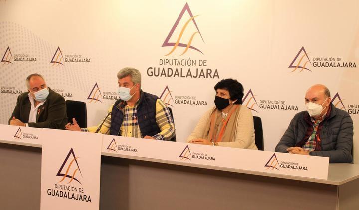 """El PP denuncia que la Diputación de Guadalajara """"deja sin asignar 116.000 euros de las ayudas a ayuntamientos para la desinfección de colegios"""""""