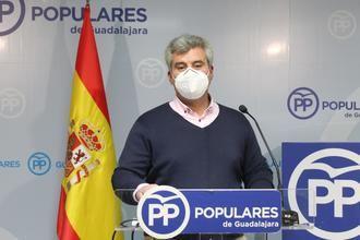 Esteban critica el letargo de Page en la gestión de la crisis sanitaria que sitúa a nuestra región entre las tres comunidades con mayor incidencia de casos