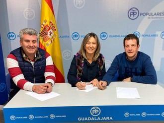 Guarinos y Vieco se reúnen para poner en común actuaciones y solicitar las inversiones necesarias para Fontanar