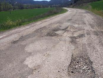 El PP pedirá al Gobierno del socialista Page el arreglo inmediato de la carretera de Huertahernando, la CM 2113