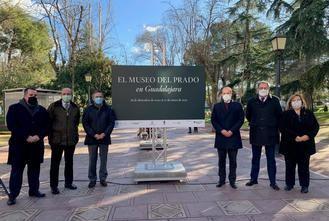 ´El Prado en las calles´ llega al parque de la Concordia de Guadalajara para acercar a la ciudadanía las grandes obras maestras de este Museo
