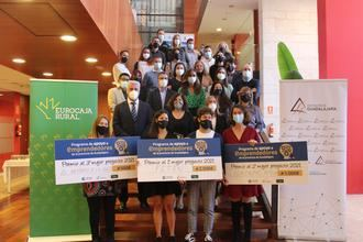 FETÉN, gana la cuarta edición del Programa de Apoyo a Emprendedores de la provincia de Guadalajara de CEOE-CEPYME y Diputación