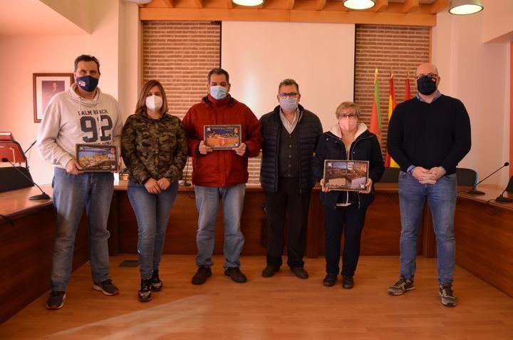 Entregados los premios de Belenes y Misterios y de Iluminación y Decoración Navideña de Yunquera de Henares
