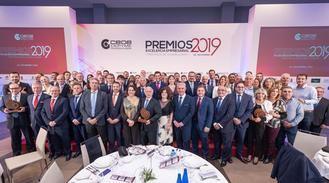CEOE-CEPYME Guadalajara entrega sus premios Excelencia Empresarial 2019 durante la