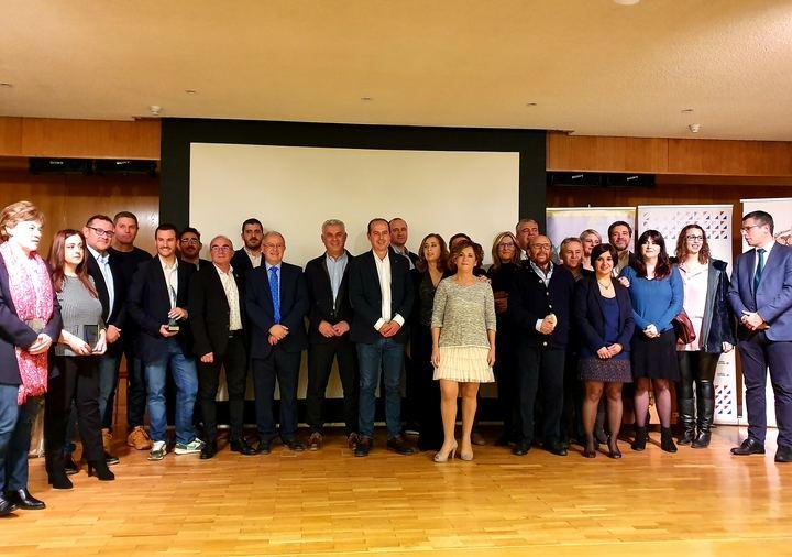 La Asociación de la Prensa de Guadalajara entregó sus XXIX Premios Anuales y el XIV Premio de Libertad de Expresión