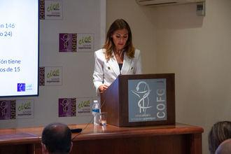 Concepción Sánchez, presidenta del Colegio de Guadalajara pide fortalecer la farmacia rural y la atención domiciliaria del farmacéutico.