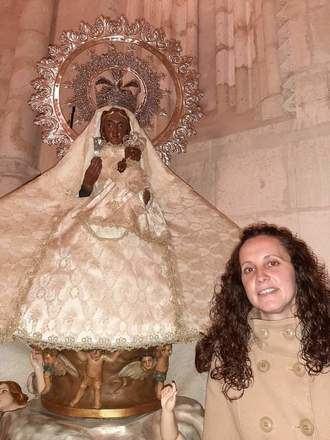 Una mujer ocupará por primera vez el cargo de Presidenta de la Cofradía de la Virgen de la Peña de Brihuega