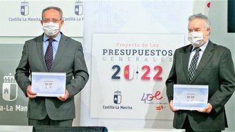 Aprobado el presupuesto de Castilla-La Mancha para 2022 con 12.273 millones de euros, un 1,4% más