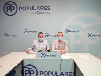 El PP exige al Gobierno que los más de 80 millones de superávit de la provincia de Cuenca se destinen a inversiones