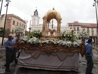 La diócesis Sigüenza-Guadalajara decide que no habrá procesiones del Corpus Christi
