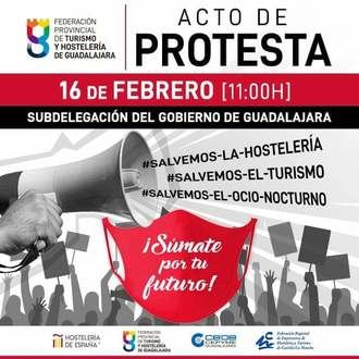 ENFADO MONUMENTAL de los hosteleros de Castilla La Mancha con Page por el cierre de los bares y restaurantes y...anuncian MANIFESTACIONES