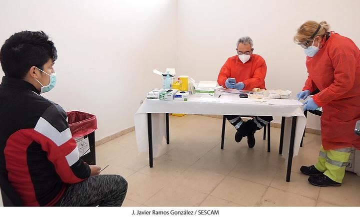 Guadalajara ya tiene un punto para hacer los test rápidos y pruebas del coronavirus