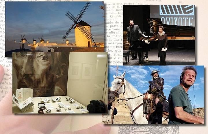 Un año para recordar la genial obra de Miguel de Cervantes