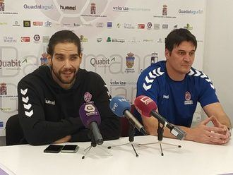 El Quabit Balonmano viaja a Huesca con el objetivo de puntuar