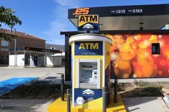 El cajero automático de Quer ha comenzado a funcionar este viernes