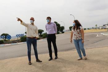 El Ayuntamiento se asesora para adecuar los límites de velocidad en el casco urbano a la realidad de Quer