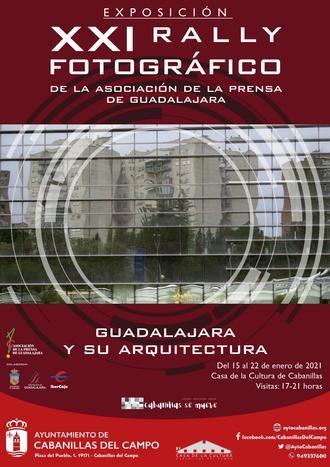 Exposición de fotografías del Rally de la Asociación de la Prensa: «Guadalajara y su arquitectura»