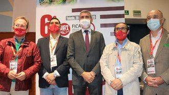 Raúl Alguacil, nuevo secretario general de UGT-FICA CLM con el 79,5% de los votos