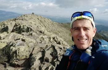El aloverano Raúl Gil arranca este sábado un reto solidario deportivo de 360km desde Salamanca