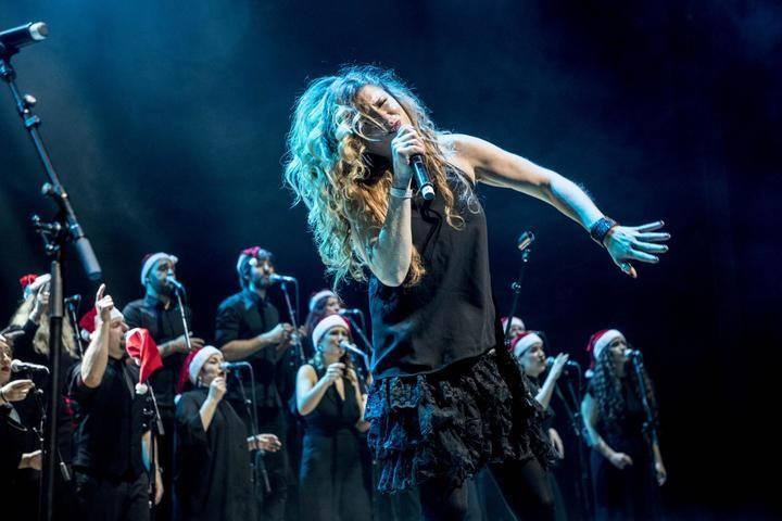 """Gospel con Rebeca Rods, en el último concierto del año de """"Más música, por favor"""" en Cabanillas"""