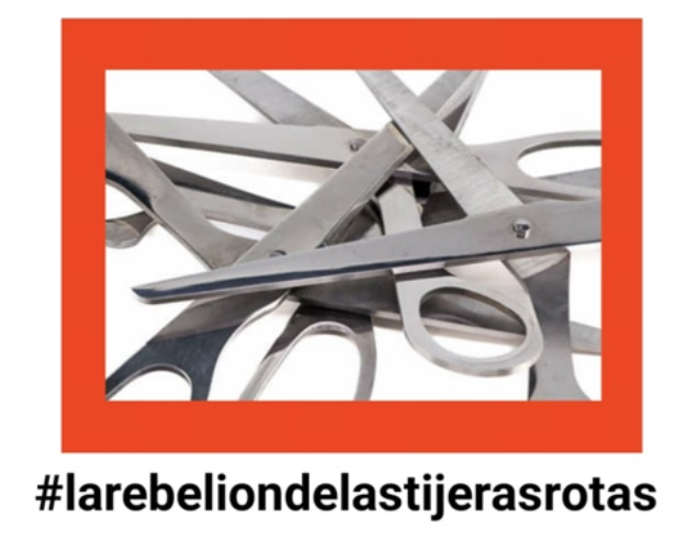 Comienza la REBELIÓN DE LAS TIJERAS ROTAS : La Asociación de Peluquerías de Guadalajara ve INJUSTO el veto del PSOE a la restitución de su IVA reducido