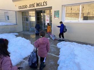 Todos los centros educativos de la provincia de Guadalajara permanecen abiertos SALVO los dos colegios de Pioz