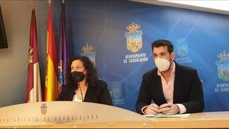 """El PP denuncia """"la nula sensibilidad del señor Rojo con la infancia y con la familias de Guadalajara"""
