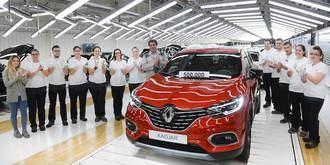Los modelos Renault Kadjar y Captur podrían dejarse de fabricar en las plantas de Palencia y Valladolid para irse a Reino Unido